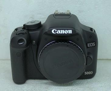 佳能500D入门单反相机 完美成色