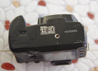 宾得 k100d  ccd相机