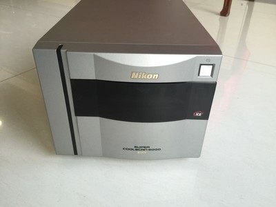 98新全包装尼康LS-8000ED扫描仪