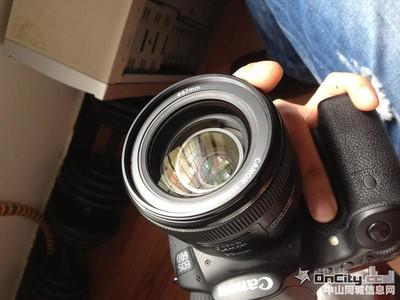 佳能60D和佳能35mm f/2 IS USM镜头