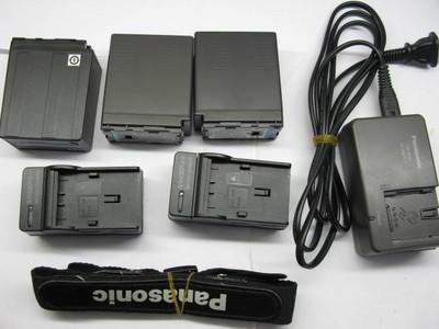 松下AG-HMC 83 MC SD卡摄像机+三电