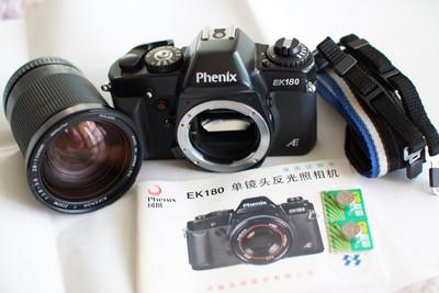 凤凰EK180 + 理光28-110mm f2.8-3.8(
