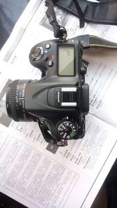 尼康D7100单反相机,99新,单机不带镜头。