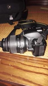 D3100+18-55镜头