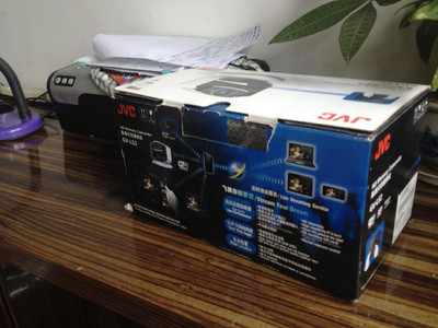JVC GV-LS2 会议WiFi直播高清闪存摄像机