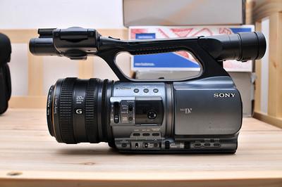 sony VX 2200E  录像机