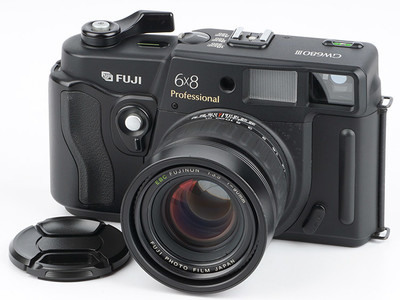 富士 FUJI GW680III EBC90/3.5 中画幅胶片相机 GW690III姊妹机