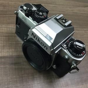 Nikon FA 手动对焦自动测光胶卷单反
