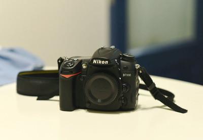 尼康 D7000+17-50/F2.8