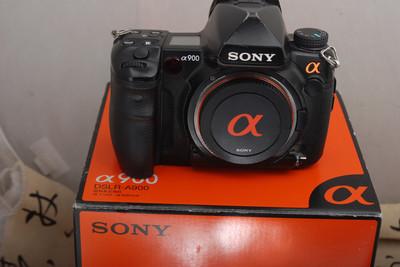 90成新 SONY A900