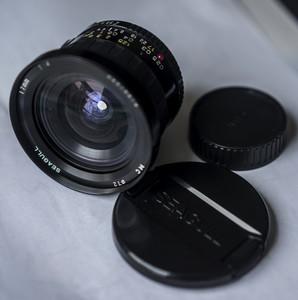 海鸥17mm   F4超广角镜头 MC卡口