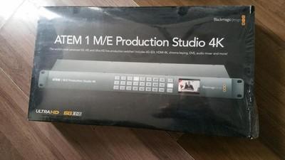 ATEM 4K bmd hd sdi数字视频切换台 原装GP