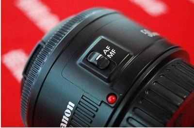佳能 EF 50mm f/1.8 II 尼康55-200VR便宜,支持佳能尼康互换