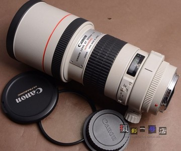 CANON 佳能 EF 300/4L 300mm f4.0