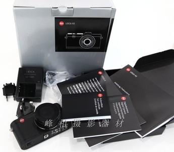 Leica/徕卡 X2 莱卡X2 德国原装 数码相机 国行包装齐
