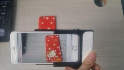 399元包邮出自用拍易得iPhone 6s plus拍立得prynt手机壳