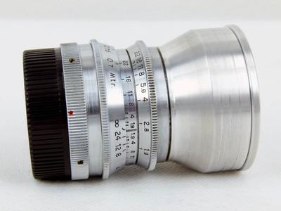 梅耶58/1.9战前版 M42口