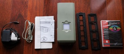OpticFilm 7200 扫描仪 1689元