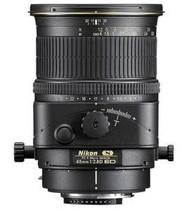 尼康 45mm f/2.8D ED