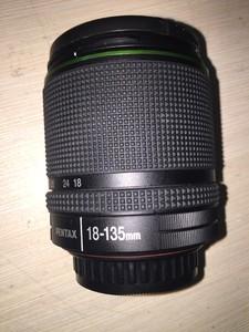 宾得 PENTAX  DA 18-135mm绿圈镜头
