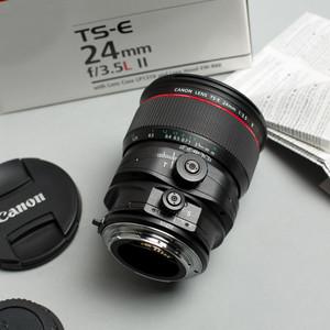 99新 TS-E 24mm f/3.5L II