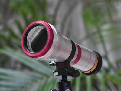 美国巨炮:全画幅博士伦 127 2.0 可变光圈2倍宽银幕电影摄影镜头  全画幅单反可用
