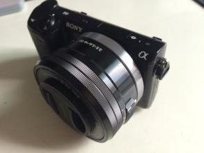 Sony NEX-5TL数码微单相机 单镜套装(黑)