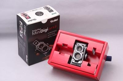 Rolleiflex 禄莱 MiniDigi AF5.0 500万像素 全包装新品