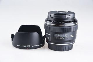 95新 佳能 EF 28mm f/1.8 USM