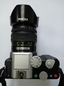 出自用黑色K01+DA 18-55 二代套机