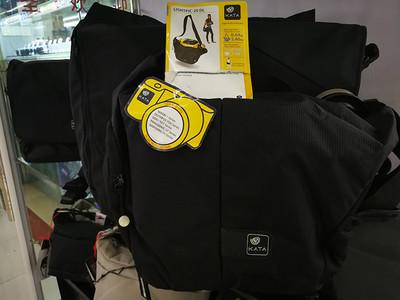 不只是摄影包! KATA DL-LP-20 DL系列单肩摄影包  全新剪标货!