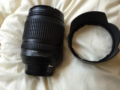 成色还可以的尼康D80个人自用单反相机CCD绝唱+尼康18-105G镜头