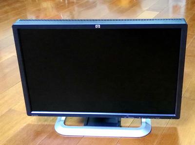 惠普 LP2475w 24寸专业级显示器 转让