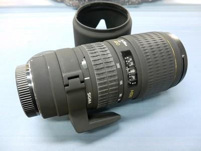 适马 APO 70-200mm F2.8 EX DG OS HSM 适马口
