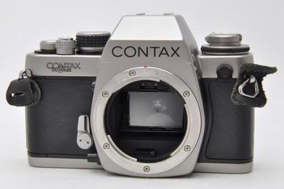 康泰时CONTAX S2 60周年纪念版 钛金属 机械单反相机