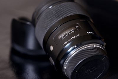 sigma适马 35mm F/1.4 DG HSM尼康口