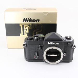 罕见珍品 Nikon/尼康 F2钛 no name F2 TITAN 全新 未使用品