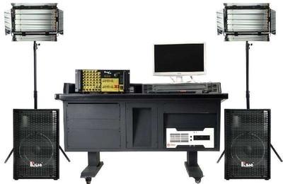 低价转让汇隆二手影像设备微电影设备 MTV合成机 全球拍设备