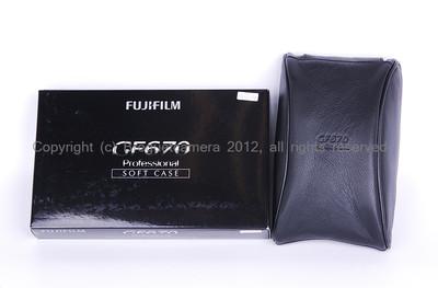 【全新】Fujifilm/富士 GF670 Softcase(软套)#HK4288