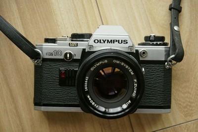 奥林巴斯 OM-10  50mm f/1.8