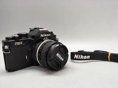 95新Nikon FM2+24/2.8镜头 2116