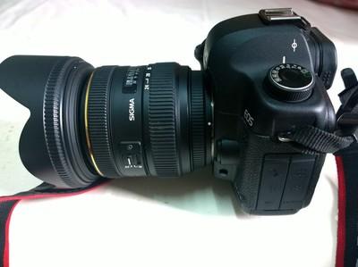 佳能 5D Mark II  还有两个35 和85镜头