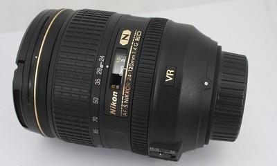尼康24-120 F4 镜头,D750套机头