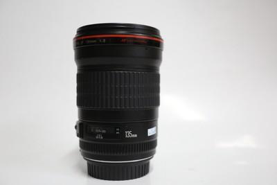 99新  佳能 EF 135mm f/2L USM
