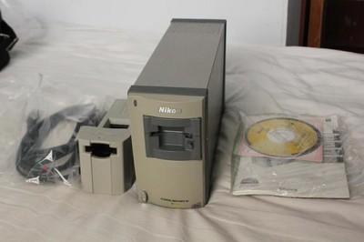 尼康 VED ls-50ed  底片扫描仪 底扫