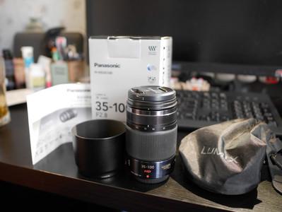 出售自用 Panasonic 松下 X VARIO 35-100 F2.8 长焦大三元
