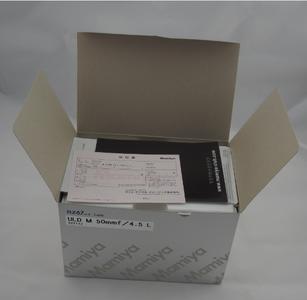 玛米亚/MAMIYA SEKOR Z 50mm F/4.5 W 中画幅镜头 RZ67/22/33