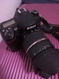 尼康 Nikon d7000 18-200套机,快门次数4400+