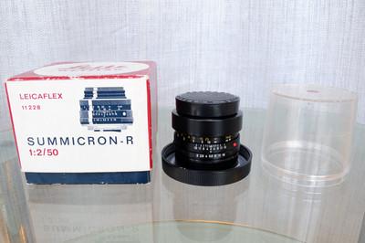 Leica SUMMICRON R 50 2 E43 德产,原包装收藏佳品!