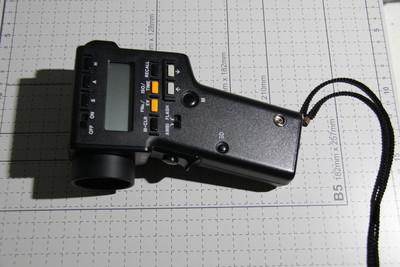 美能达 MINOLTA SPOTMETER 1°专业点测光表/1度 F 型